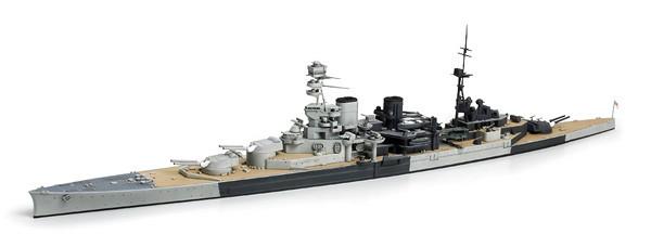 1/700 イギリス海軍 巡洋戦艦レパルス