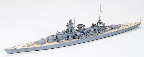 1/700 ドイツ巡洋戦艦 シャルンホルスト