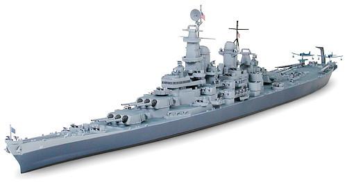 1/700 アメリカ海軍 戦艦ミズーリ
