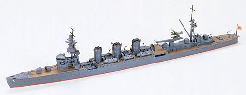 1/700 日本軽巡洋艦 球磨