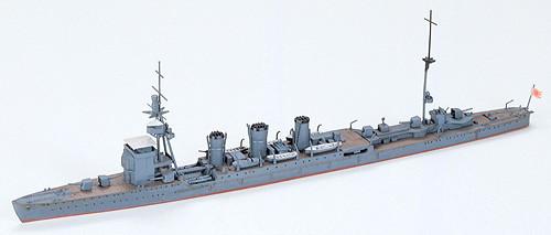 1/700 日本軽巡洋艦 木曽