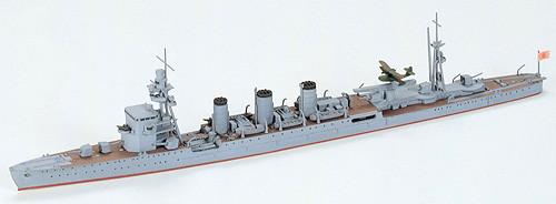 1/700 日本軽巡洋艦 鬼怒