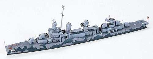 1/700 アメリカ海軍駆逐艦 DD445 フレッチャー