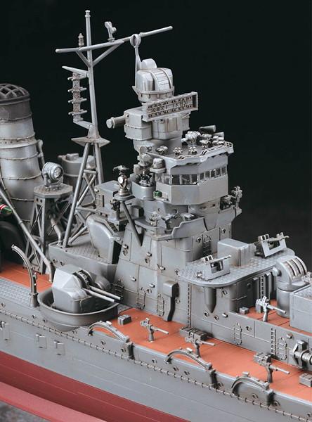 1/350 日本海軍軽巡洋鑑 矢矧
