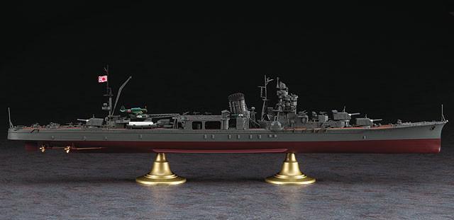 1/350 日本海軍 軽巡洋艦 能代'レイテ沖海戦'