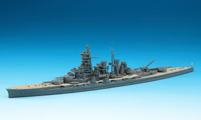 1/700 日本海軍 戦艦 金剛