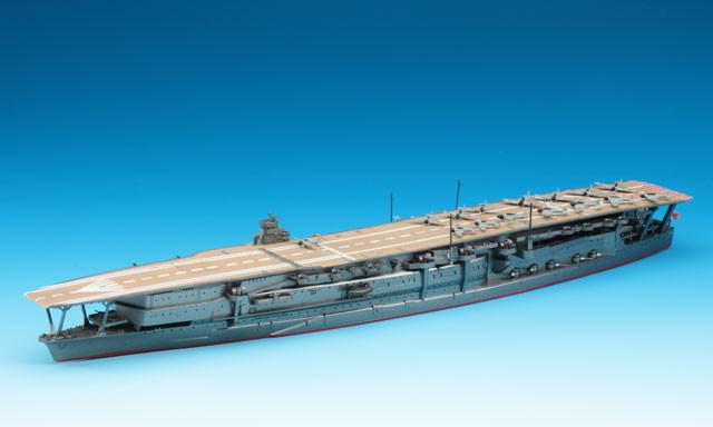 1/700 日本海軍 航空母艦 加賀