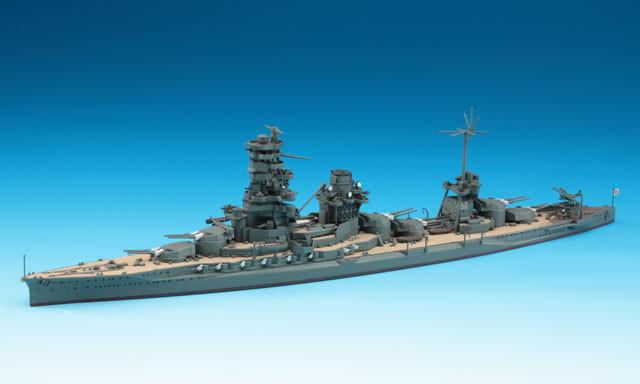1/700 日本海軍 戦艦 伊勢