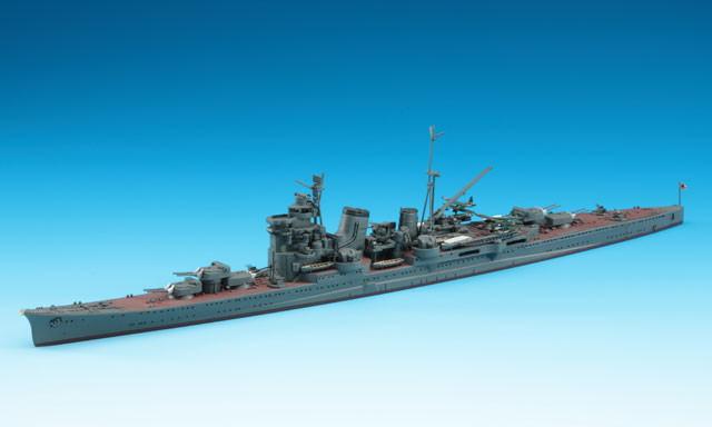 1/700 日本海軍 重巡洋艦 羽黒
