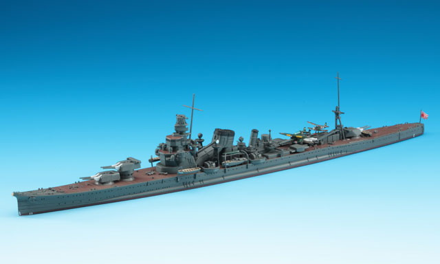1/700 日本海軍 重巡洋艦 古鷹