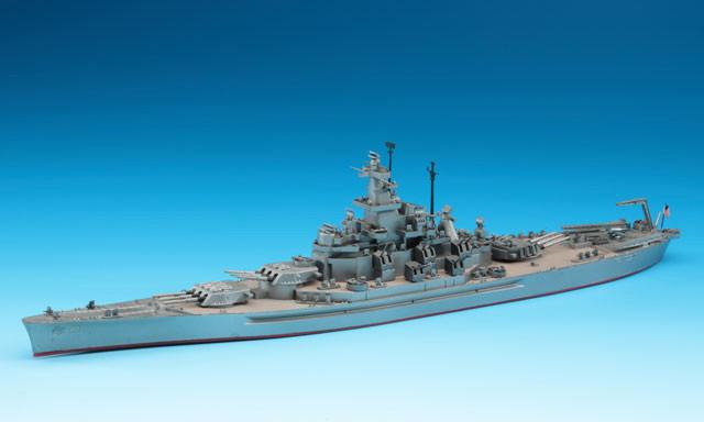 1/700 アメリカ海軍 戦艦 アラバマ