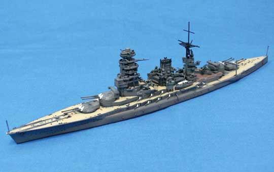 1/700 日本海軍戦艦 長門1942リテイク(スタンダード版)