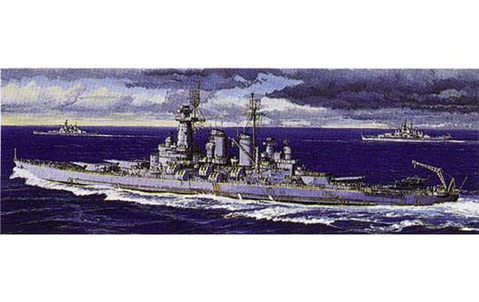 1/700 アメリカ海軍戦艦 ワシントン