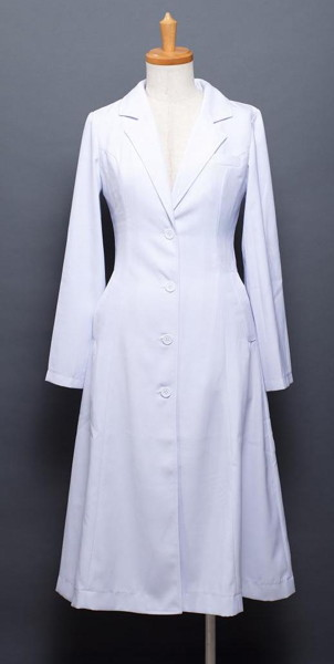 スタイリッシュ白衣 シングル 男子Mサイズ