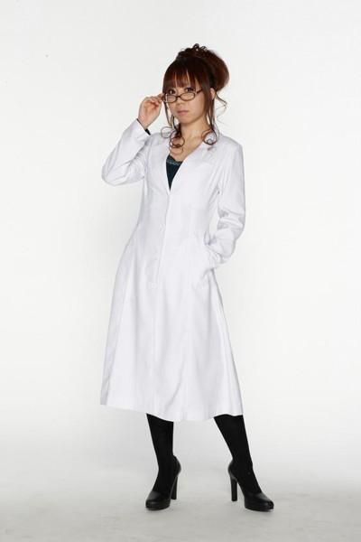 スタイリッシュ白衣 シングル 女子Sサイズ