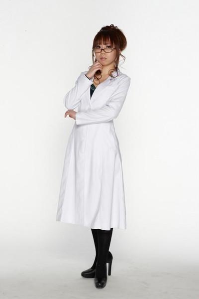 スタイリッシュ白衣 シングル 女子Mサイズ