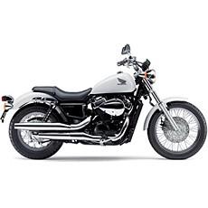 ホンダ VT750S 白
