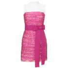 D&G ミニドレス ピンク