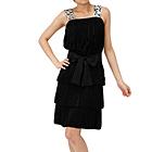 エポカ ドレス ブラック