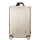 リモワ TOPAS PREMIUM スーツケース シルバー