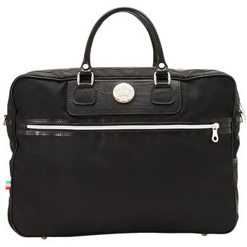 オロビアンコ メンズビジネスバッグ ブラック