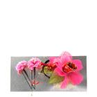 【キッズ】和装髪飾り 七五三/節句 ピンク