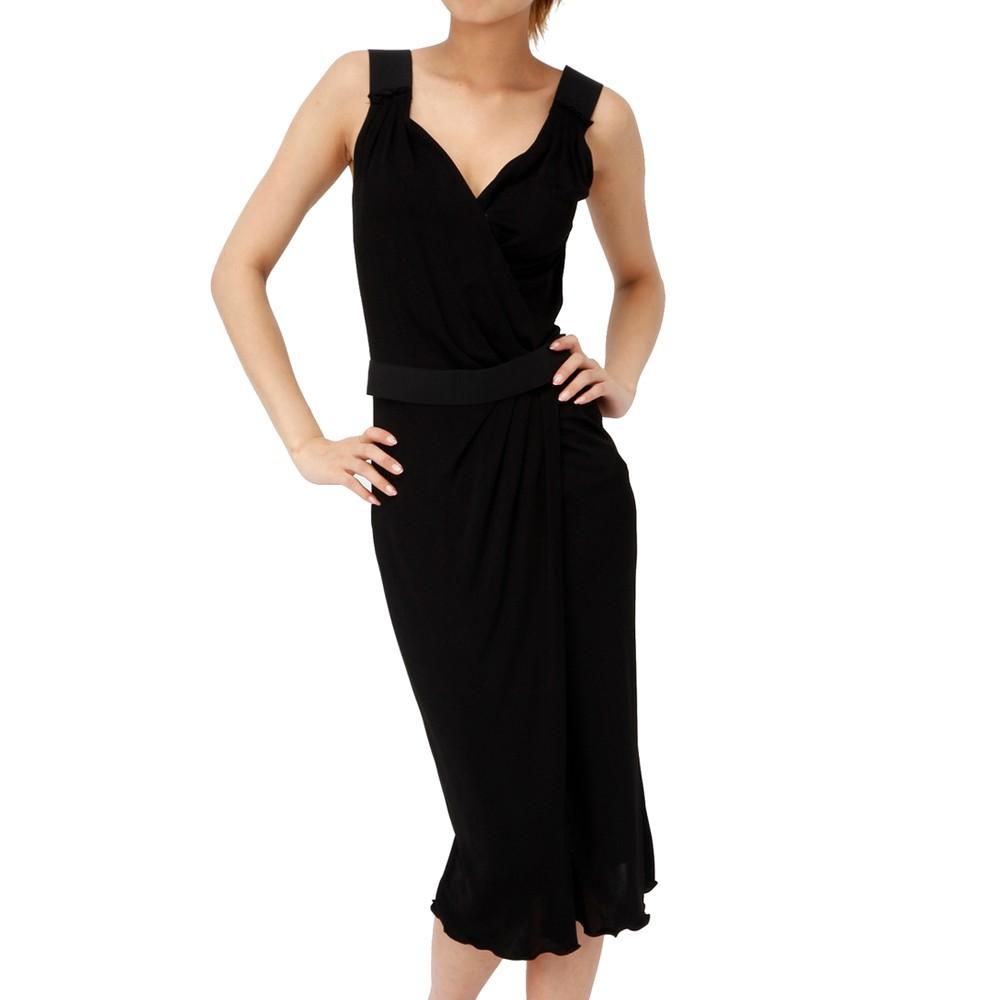 D&G ブラックドレス
