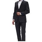 Paul Smith スーツ ストライプ ブラック