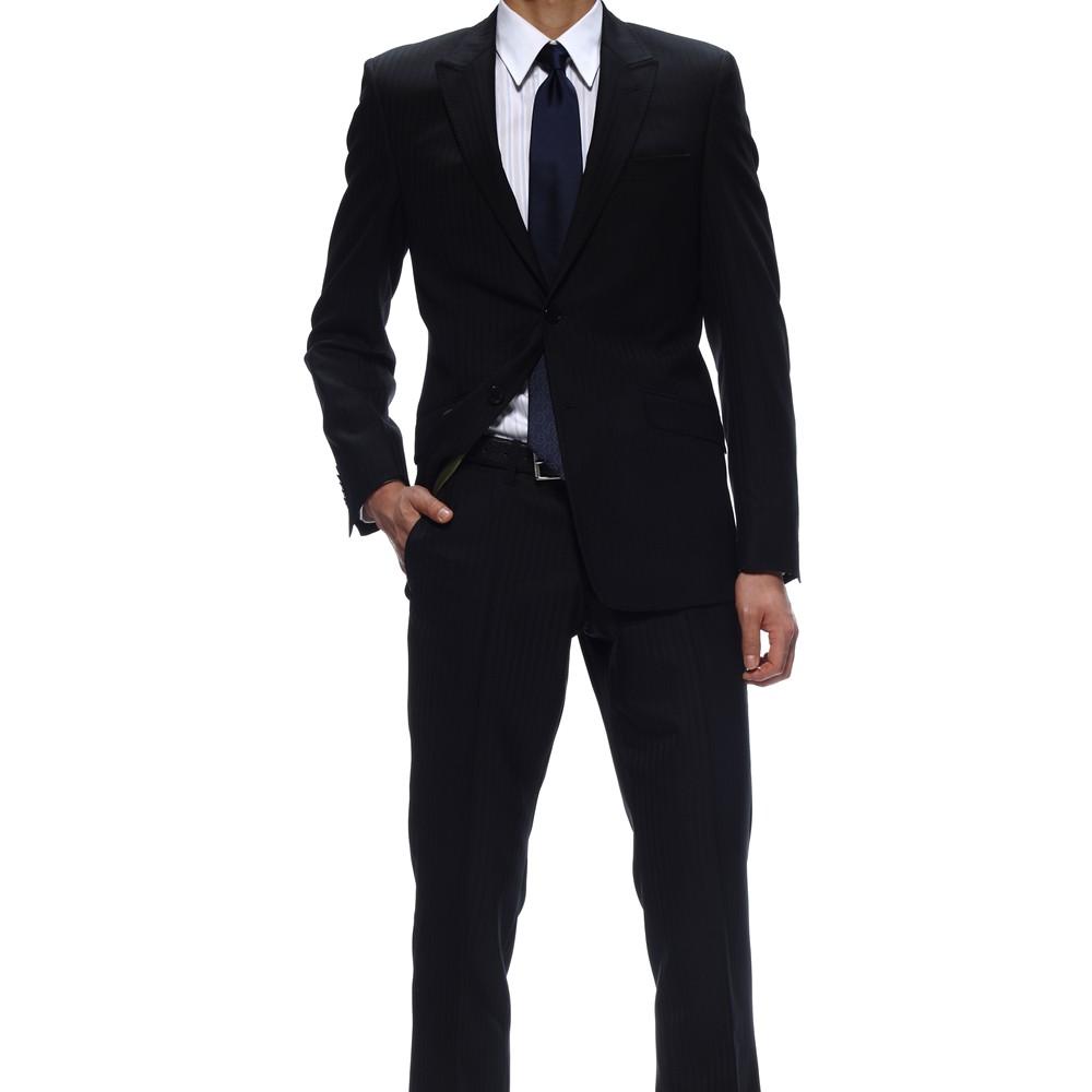 VERSACE COLLECTION スーツ セット ブラック