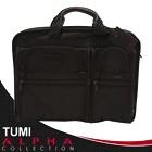 トゥミ T-Pass ラージスクリーン ビジネスバッグ ブラック