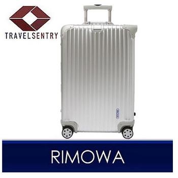 リモワ TOPAS スーツケース シルバー