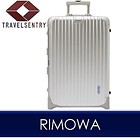 【4〜7泊】リモワ TOPAS 2輪 63L スーツケース シルバー