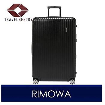【14泊以上】リモワ SALSA 4輪 104L スーツケース ブラック
