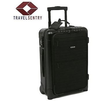 【1〜3泊】リモワ BOLERO 2輪 37L スーツケース ブラック