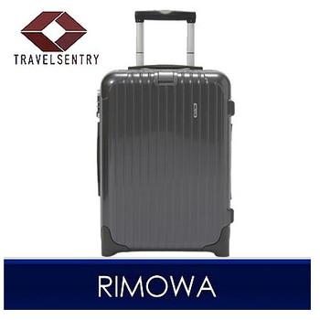 【1〜3泊】リモワ SALSA Deluxe 2輪 35L スーツケース グレー