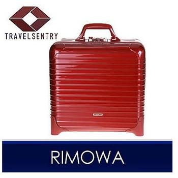 【1〜3泊】リモワ SALSA Deluxe 2輪 23L スーツケース レッド