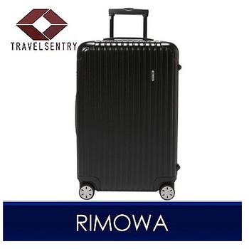 【4〜7泊】リモワ SALSA 4輪 63L スーツケース ブラック