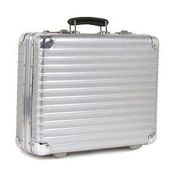リモワ CLASSIC FLIGHT 24L アタッシュケース シルバー
