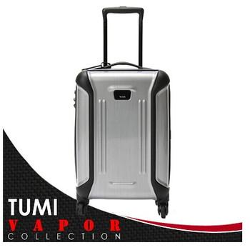 【1~3泊】トゥミ Vapor 4輪 35L スーツケース シルバー