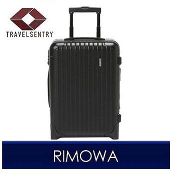 【1~3泊】リモワ SALSA 2輪 35L スーツケース ブラック