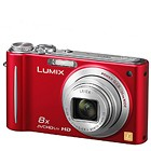 【パナソニック/ルミックス】1400万画素 デジタルカメラ LUMIX DMC-ZX3-R(SDカード2GBプレゼント付)