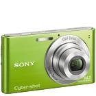 【ソニー/サイバーショット】1410万画素 デジタルカメラ CYBER-SHOT DSC-W320-GC