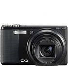 【リコー/スタンダード】929万画素 デジタルカメラ CX2-BK