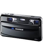 【富士フイルム/3Dデジタル映像システム】1000万画素 デジタルカメラ FinePix REAL 3D W1(SDカード2GBプレゼント付)