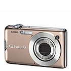 【カシオ/エクシリム】1210万画素 デジタルカメラ EX-S12