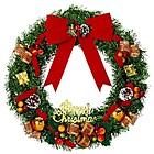 45cmクリスマスフルーツリース