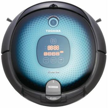 【東芝/Smarbo(スマーボ)】スマートロボットクリーナー VC-RB100-L