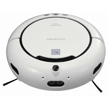 【シャープ/COCOROBO】ロボット家電 プラズマクラスター RX-V60-W