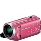 【パナソニック/愛情サイズ】デジタルビデオカメラ HC-V520M ピンク