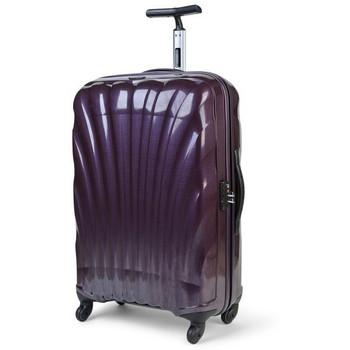 【14泊以上】サムソナイト Cosmolite 4輪 117L スーツケース バイオレット